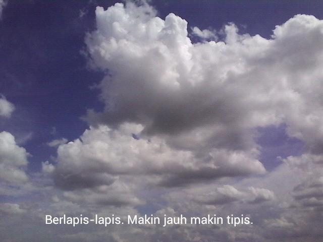 Lepaskan, bebaskan, hingga tak lagi berat dan ringan selembut awan.jpg
